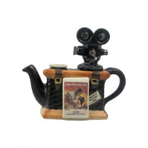 Movie Basket Two Cup Teapot from Carters of Suffolk