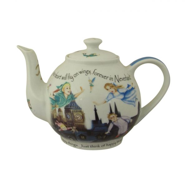 Peter Pan Teapot (4 Cup Size) Paul Cardew Designed
