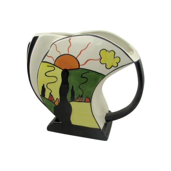 Lorna Bailey Artware Jug Sunny Hollow Design