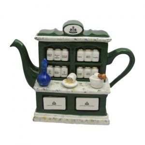 Pharmacy Teapot Hand Made by Carters of Suffolk