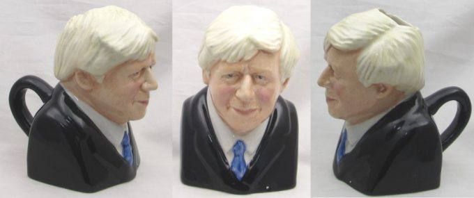 Boris Johnson Prime Minister Toby Jug Now Available