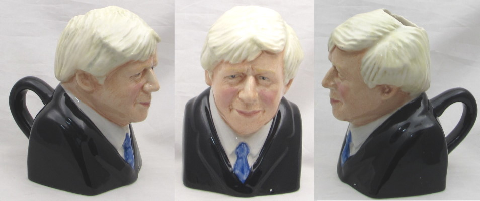 boris johnson character jug