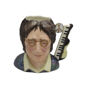 John Lennon Toby Jug Bairstow Pottery Collectables