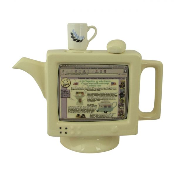 Computea Medium Teapot Produced by Ceramic Inspirations