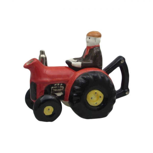 Farm Tractor One Cup Tractor Red Colourway