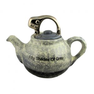 50 Shades of Earl Grey Teapot Carters of Suffolk