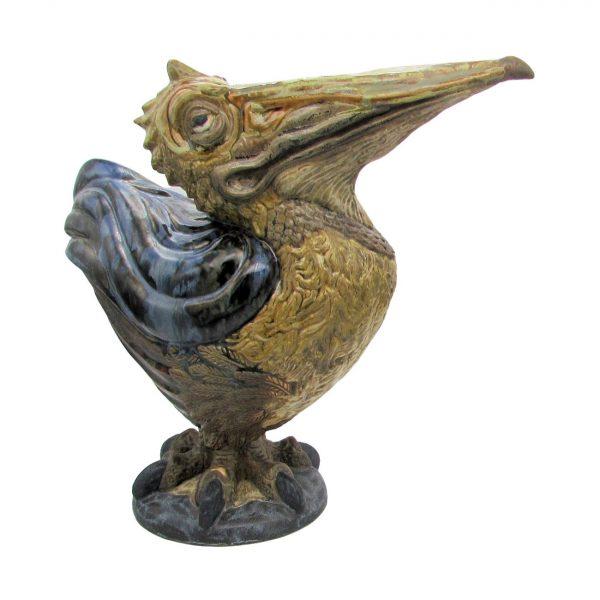 Albert Grotesque Bird Figure Burslem Pottery