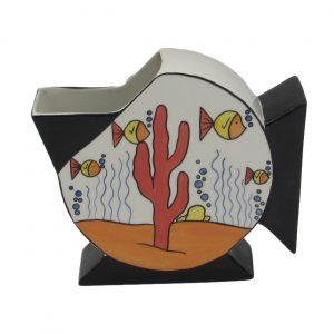 Aqua Design Deco Jug Lorna Bailey Artware