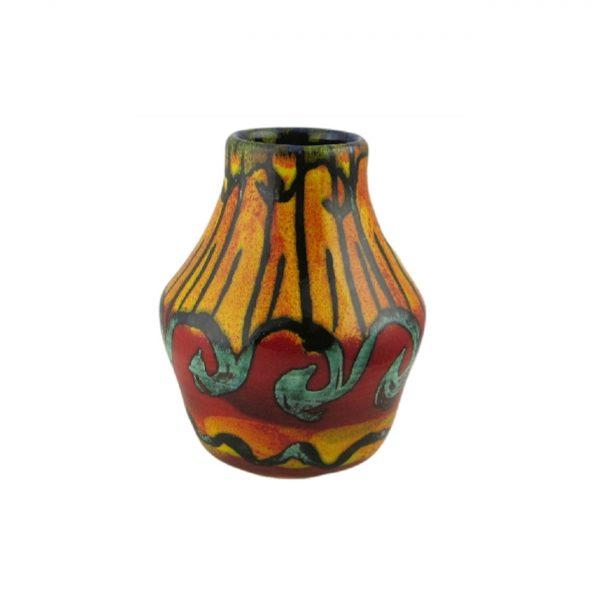 Arabian Delight Design Vase by Anita Harris Art Pottery