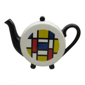 Art Deco Style Design Teapot Carters of Suffolk