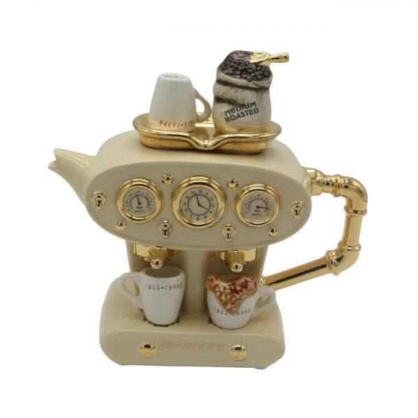 Barista Coffee Machine Teapot Ceramic Inspirations