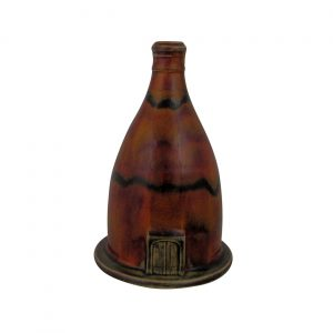 Anita Harris Art Pottery Hand Thrown Bottle Kiln