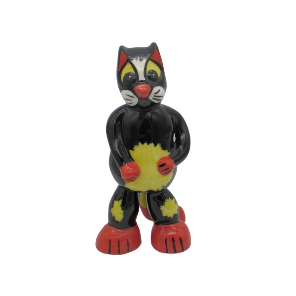 Bruiser the Cat by Lorna Bailey Artware