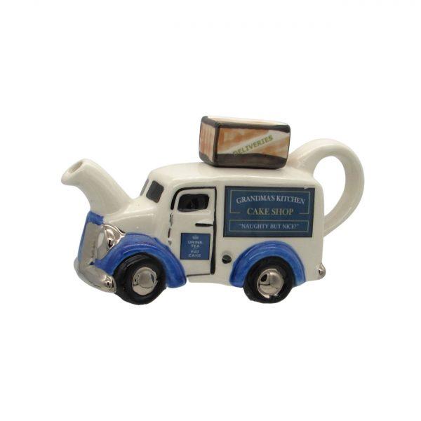 Cake Shop Van Teapot One Cup Carters of Suffolk