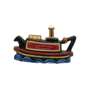 Canal Boat One Cup Teapot Carters of Suffolk