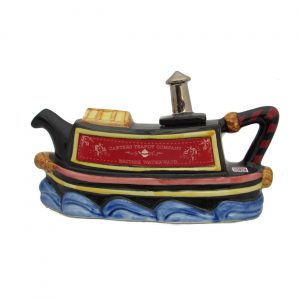 Canal Boat Teapot Large Size by Carters of Suffolk