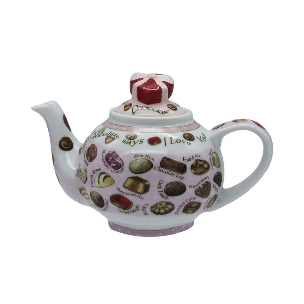 Chocolate Design Teapot from Paul Cardew International