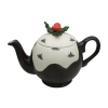 Christmas Pudding Teapot by Carters of Suffolk