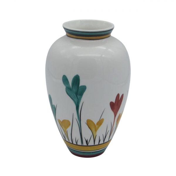 Emma Bailey Ceramics Vase Crocus Design