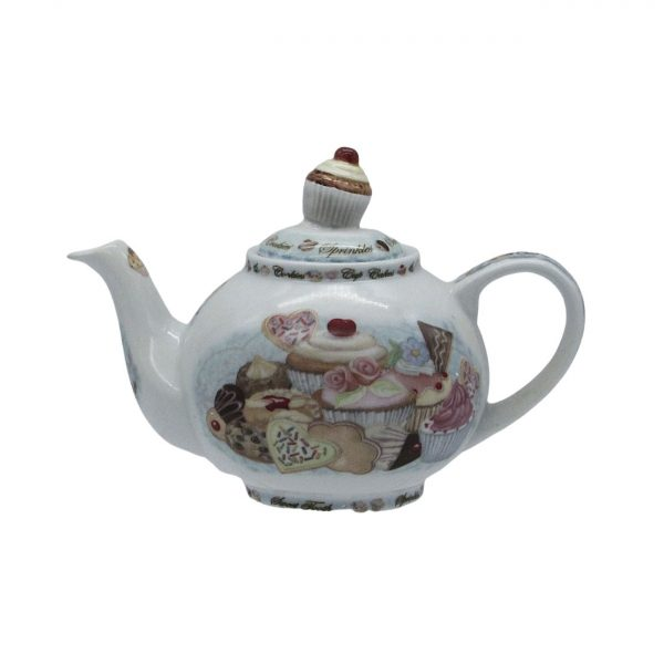 Cupcakes Design Teapot from Paul Cardew International.