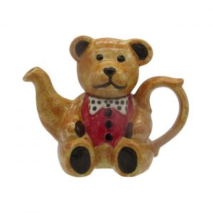 Teddy Bear Teapot by Carters of Suffolk