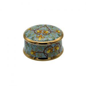 William Morris Daffodil Design Trinket Box Museum Collection