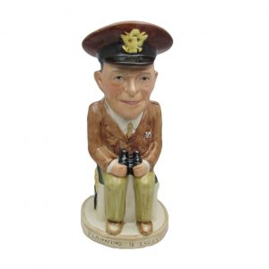 General Dwight D.Eisenhower Toby Jug