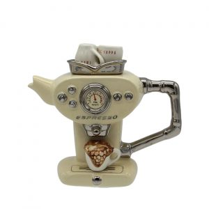 Espresso One Cup Teapot Ceramic Inspirations
