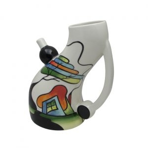 Fantasia Cottage Design Jug Lorna Bailey Artware