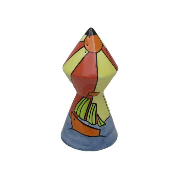Galleon Design Sugar Shaker Lorna Bailey Artware