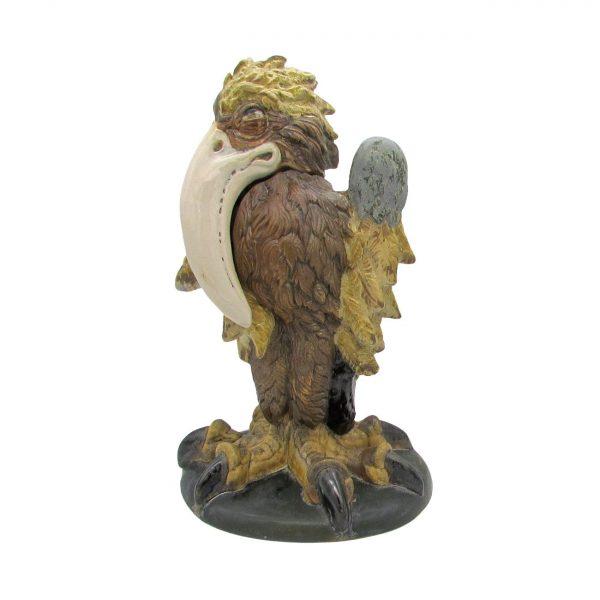 Horace Grotesque Bird by Burslem Pottery
