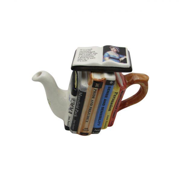 Jane Austen One Cup Teapot Carters of Suffolk