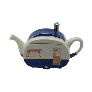 Caravan Teapot Full Size Made by Carters of Suffolk