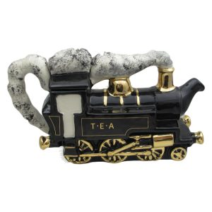Locomotive Teapot Full Size by Carters of Suffolk