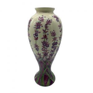 Lavender Design 11inch Vase Old Tupton Ware