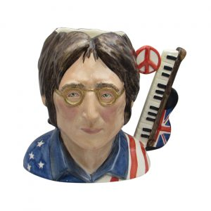 John Lennon Toby Jug USA Colourway Bairstow Pottery