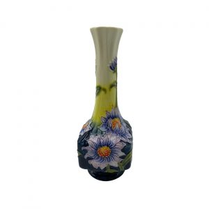 Lilac Daisy 18cm Bud Vase Old Tupton Ware