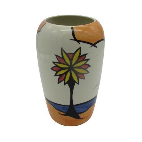 Beach Design Tall Vase Lorna Bailey Artware