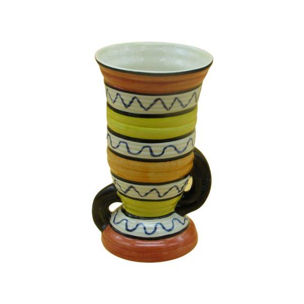 Mexicana Design Vase Lorna Bailey Artware