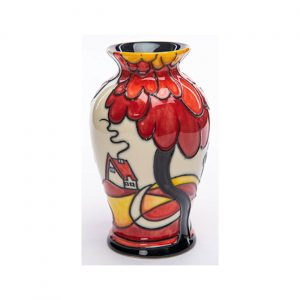 Noon Design Vase by Old Tupton Ware
