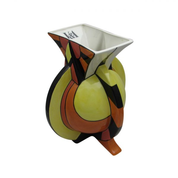 Lorna Bailey Orb Vase by Lorna Bailey Artware