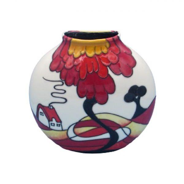 Noon Design 6 inch Vase Old Tupton Ware