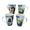 Peter Pan Mugs by Paul Cardew International