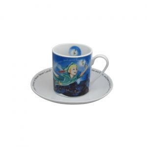 Peter Pan Cup & Saucer Designed by Paul Cardew
