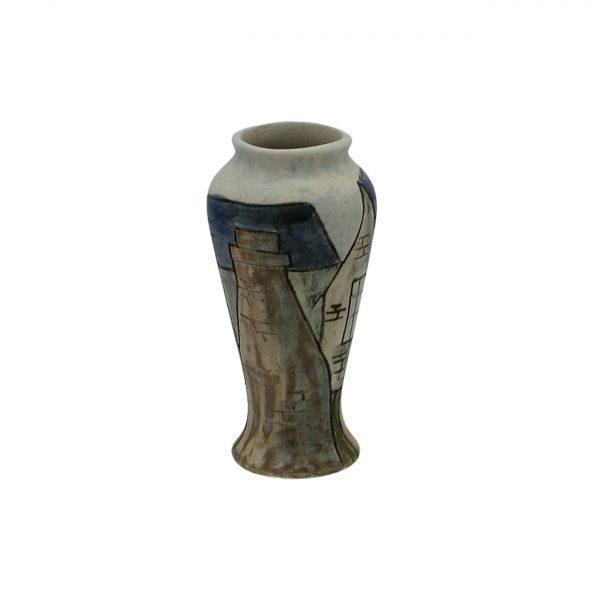 Pottery Kilns Design Vase Burslem Pottery