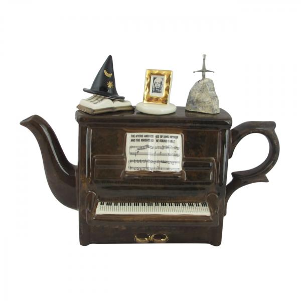 Rick Wakeman Piano Collectable Novelty Teapot