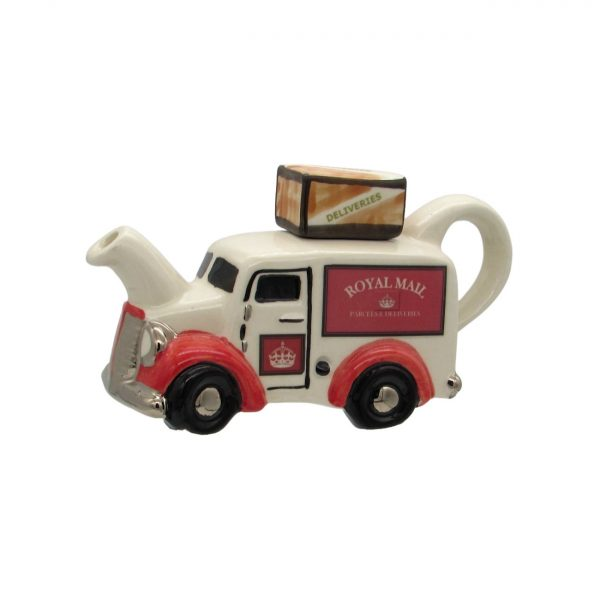 Royal Mail Van Teapot One Cup Carters of Suffolk