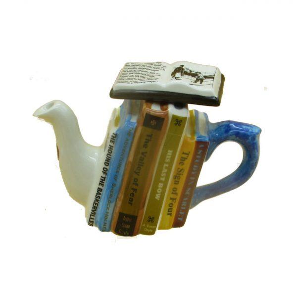 Sherlock Holmes One Cup Teapot Carters of Suffolk