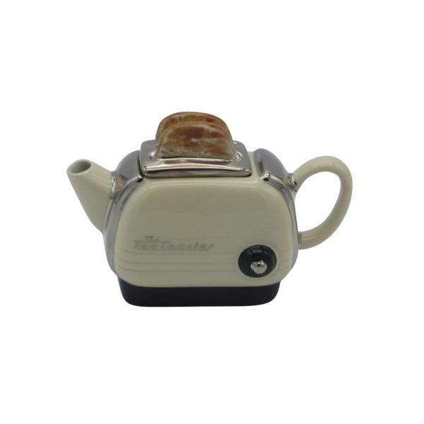 Toaster One Cup Teapot by Ceramic Inspirations