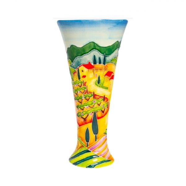 Tuscany Design Flared Vase Old Tupton Ware